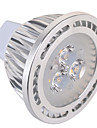 GU5.3(MR16) Spot LED MR16 3 SMD 450 lm Blanc Chaud Blanc Froid 2800-3200/6000-6500 K Decorative AC 85-265 AC 12 V