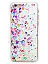 Para Capinha iPhone 6 / Capinha iPhone 6 Plus Estampada Capinha Capa Traseira Capinha Estampa Geometrica Rigida PCiPhone 6s Plus/6 Plus /