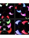 bandeau en forme de cerf d'éclairage LED fête de noël de cheveux de décoration (couleur aléatoire)