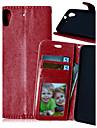 케이스 제품 HTC HTC케이스 카드 홀더 지갑 스탠드 플립 전체 바디 케이스 한 색상 하드 PU 가죽 용