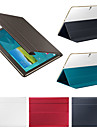 Original Folding Flip Leather Case BooK Cover for Samsung Galaxy Tab S 8.4/Tab S 10.5 Smart Sleep/Wake Function