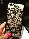 Mandala Pattern PC Hard Cover Case for iPhone 6 Plus/iPhone 6s Plus