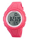 SKMEI® Women\'s Pedometer Fashion Sport Watch LCD Digital Alarm Stopwatch Cool Watches Unique Watches