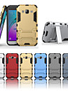 2 In 1 Armor Hard Back Shockproof Case with Stand for Samsung Galaxy J3 J5 J7 2016