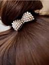 мода стразами упругой любовь кольцо сердце волос / волос группа