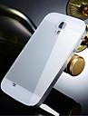 Capinha Para Samsung Galaxy Samsung Galaxy Capinhas Other Capa Traseira Côr Sólida Acrílico para S4