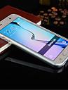Celular Samsung - Samsung Samsung Galaxy S6 - Cobertura Traseira/Para-Choques - Cor Unica/Acabamento Metal/Design Especial (
