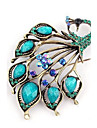 Women's Brooches - Vintage, Fashion Brooch Blue For Party / Casual