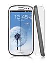 взрывозащищенный премиум закаленного стекла пленка экрана защитный кожух 0,3 мм закаленное мембрана дуги для Galaxy S3