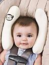 ziqiao protecao, baby ajustavel apoio pescoco travesseiro equipado para assento de carro carrinho de crianca carrinho de bebe travesseiro