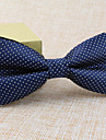 Other Vintage Cute Party Work Casual Blue Other Wedding Tie Bar