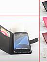 флип кожаный магнитный защитный чехол для Samsung Galaxy s7 / s7 край