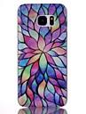 Pour Samsung Galaxy S7 Edge Motif Coque Coque Arriere Coque Forme Geometrique Polycarbonate pour Samsung S7 edge S7