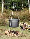 Accessoires de poeles Aluminium pour Pique-nique Camping & Randonnee Exterieur