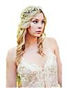 boho hair accessories flower headband Flower crown, rustic head wreath, wedding headband, bridal hair