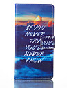 for Samsung Galaxy S8 Plus The Sea Leather Wallet for Samsung Galaxy S3 S4 S5 S6 S7 S5Mini S6 Edge S7 Plus S7 Edge
