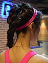 mulheres de cabelo homens yoga bandas esportes cabeca anti-derrapante sweatband de borracha elastica de futebol yoga corrida de bicicleta