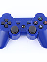 Dual-Shock 3 Bluetooth Wireless Controller for PS3 (Black)