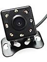 Car Camera -HD Night Vision  Waterproof, Front/rear View Car Camera - 170 Degree View Angle