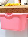 cozinha doces coloridos podem organizar caixa de armazenamento pendurado detritos de lixo