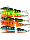 1 pcs Fishing Lures Minnow Hard Bait Hard Plastic Sea Fishing Trolling & Boat Fishing Lure Fishing