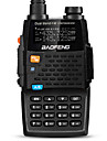 BAOFENG UV-5R 4TH Walkie Talkie Handheld Digital Voice Prompt Dual Band Dual Display Dual Standby CTCSS/CDCSS LCD Display FM Radio