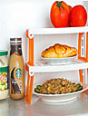 El plastico Multiples Funciones Para utensilios de cocina Soporte