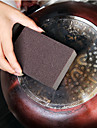 nano carboneto de silicio descalcificacao cozinha limpa escova multiuso magica