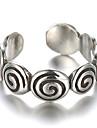 Obrączka Regulowany pierścień - Srebro standardowe, Srebrny damska, Vintage Biżuteria Srebrny Na Codzienny Casual Kostiumy cosplay Regulowany