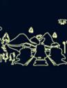 Натюрморт Мода Мультипликация ботанический Наклейки Светящиеся наклейки Декоративные наклейки на стены, Винил Украшение дома Наклейка на