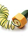 criativa apontador de lapis slicer espiral pepino fruta e legumes descascador cutplane facil para slicer