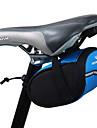 ROSWHEEL 자전거 가방자전거 새들 백 방수 충격방지 착용할 수 있는 다기능 싸이클 가방 폴리에스터 의류 싸이클 백 사이클링