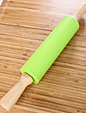 Rolling Pin & Pastry Board For Pie For Cookie For Cake For Bread Silicone High Quality