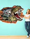 1Pc Dinosaur Wall Stickers For House Decoration Cartoon Poster