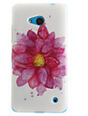 Flower Painting Pattern TPU Soft Case for Microsoft Nokia Lumia 640/530/630