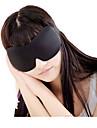 Masque de Sommeil de Voyage 3D Repos de Voyage Sans couture Respirabilite 1set pour Voyage