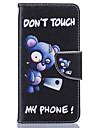 Para Samsung Galaxy Capinhas Porta-Cartao / Flip Capinha Corpo Inteiro Capinha Other Macia Couro PU Samsung A5(2016) / A3(2016)