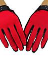 Bike Gloves / Cycling Gloves Ski Gloves Men\'s Women\'s Keep Warm Windproof Canvas Ski / Snowboard