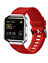 Pure Silicone Strap for Fitbit Blaze Watch Bands for Fitbit Smartwatch Accessories