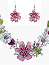 The Latest European And American Fashion Jewelry Sets \ Necklace \ Earring