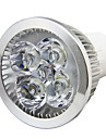 3,5 gu10 led spotlight mr16 4led high power led 400-500lm varm hvit kald hvit 2700k / 6500k dekorative AC 85-265v