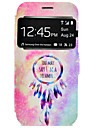 Case For Samsung Galaxy Samsung Galaxy S7 Edge Card Holder with Stand Full Body Cases Dream Catcher Hard PU Leather for S7 edge S7 S6
