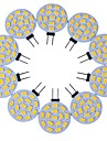 3W G4 LED Bi-pin Lights T 15 SMD 5730 200-300 lm Warm White Cold White 3000/6000 K Decorative DC 12 V 10pcs