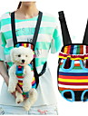 Cat Dog Carrier & Travel Backpack Front Backpack Pet Baskets Stripe Portable Breathable Stripe For Pets