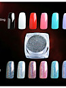 1 Glitter & Poudre Powder Glitters Classic Shimmering Neon & Bright High Quality Daily