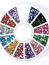 1pcs Rhinestones Glitters Fashion High Quality Daily