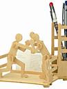 بانوراما الألغاز تركيب خشبي اللبنات DIY اللعب كروي 1 خشب كريستال ألعاب البناء و التركيب