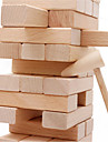 Stacking Games Puzzle Table Games Stacking Tower Wood Block Toys Wooden Wood Classic Pieces Gift