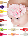 Headbands Hair Accessories Polyester Wigs Accessories Girls\' pcs cm Daily Classic High Quality