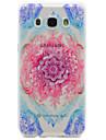 Case For Samsung Galaxy J7(2016) J5(2016) Pattern Back Cover Lace Printing Soft TPU for On 7 On 5 J7 (2016) J5 (2016) J3 (2016) J3 J1